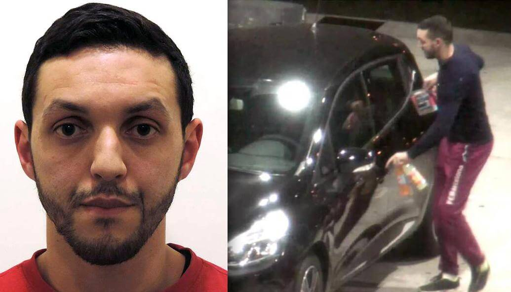Mohamed Abrini Arrested In Brussels