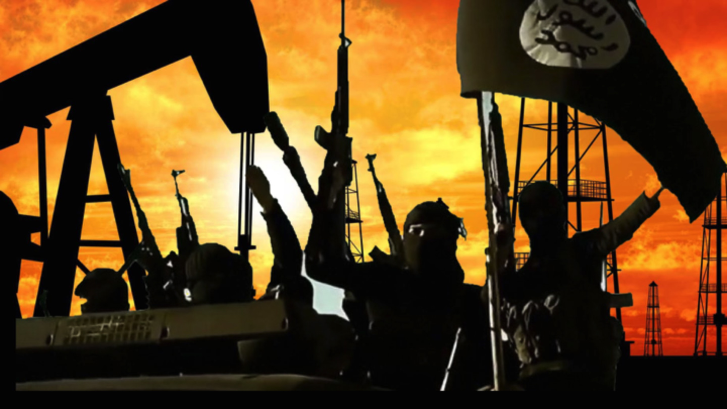 ISIS's Revenues Include Sales Of Oil To The Al-Assad Regime