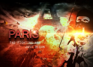 ISIS Paris the fighting has just begun