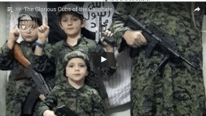 The Glorious Cubs of the Caliphate