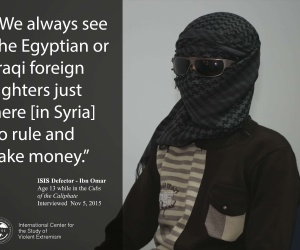 The Egyptian And Iraqi Foreign Fighters