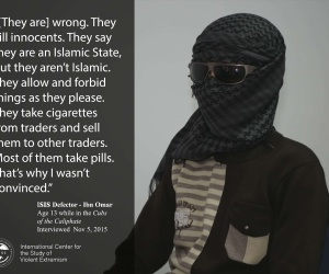 They Are An Islamic State