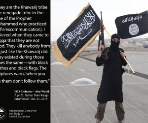 They Are The Khawarij Tribe