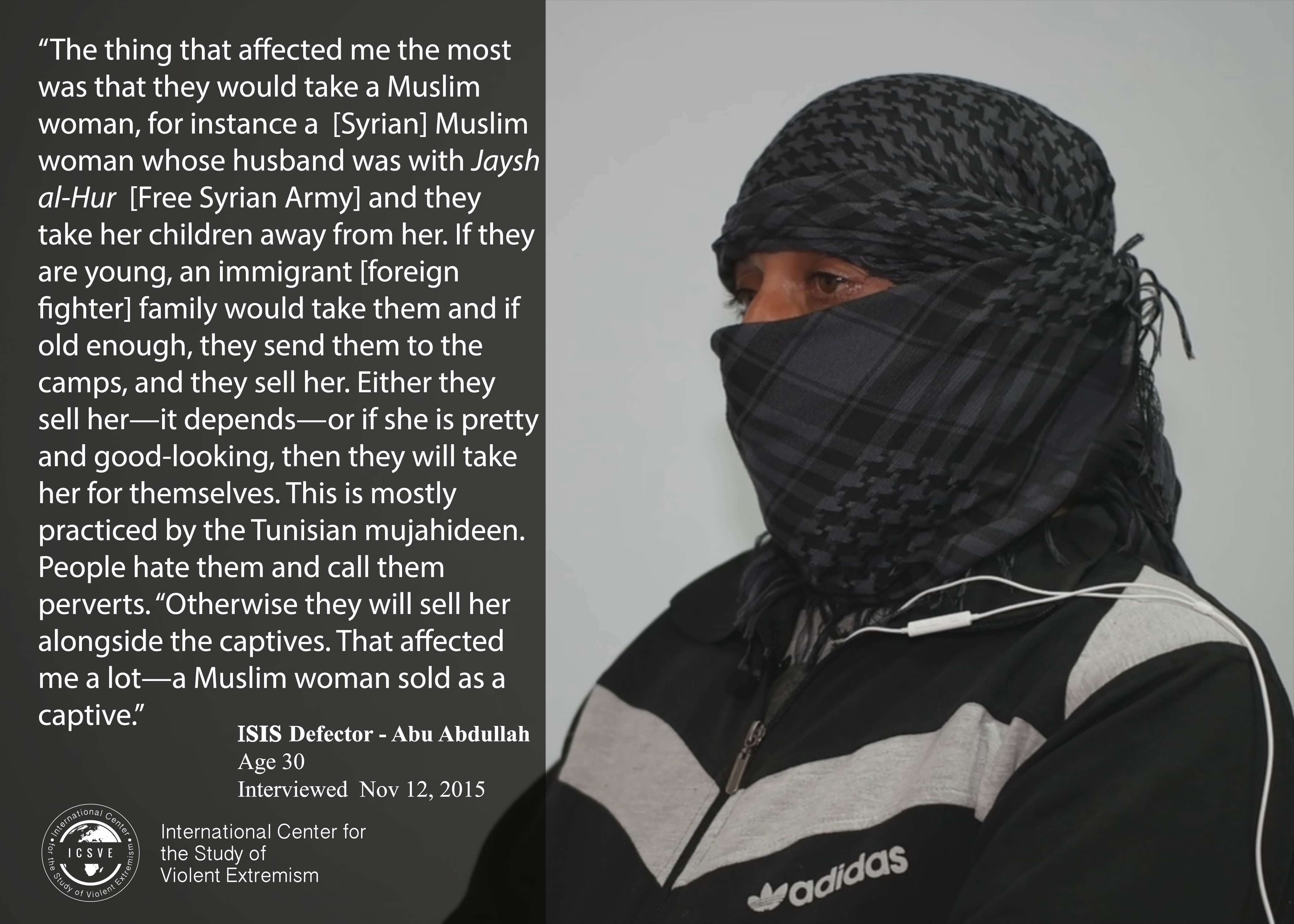 They Would Take A Muslim Woman