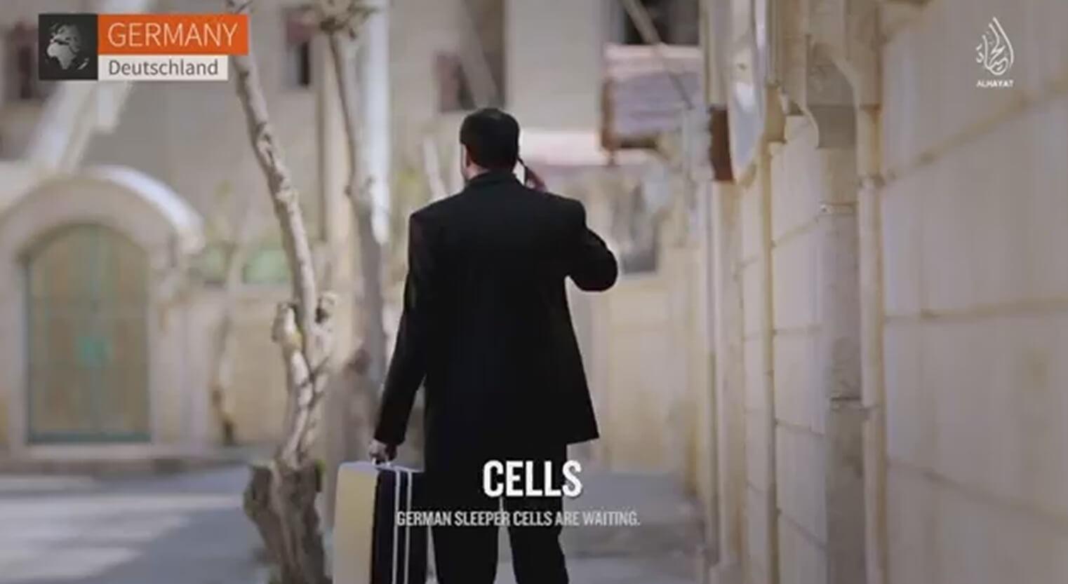 German Sleeper Cells