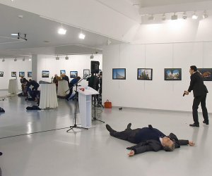 What It Means That The Russian Ambassador To Turkey Was Assassinated By A Radicalized Militant Jihadi Off-duty Turkish Police Officer