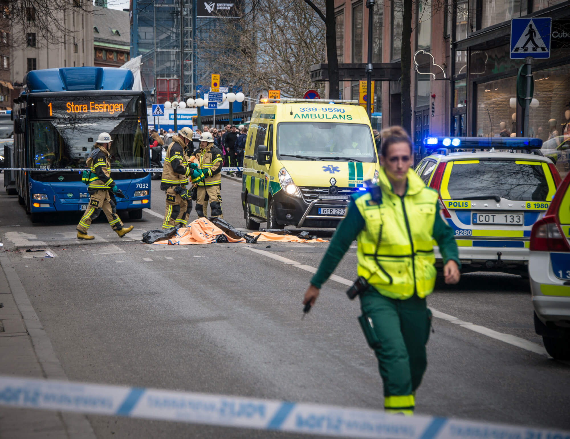 "The Truck As A ""Just"" Tool Of Terror – What We Can Learn From The Stockholm, Sweden Attack"