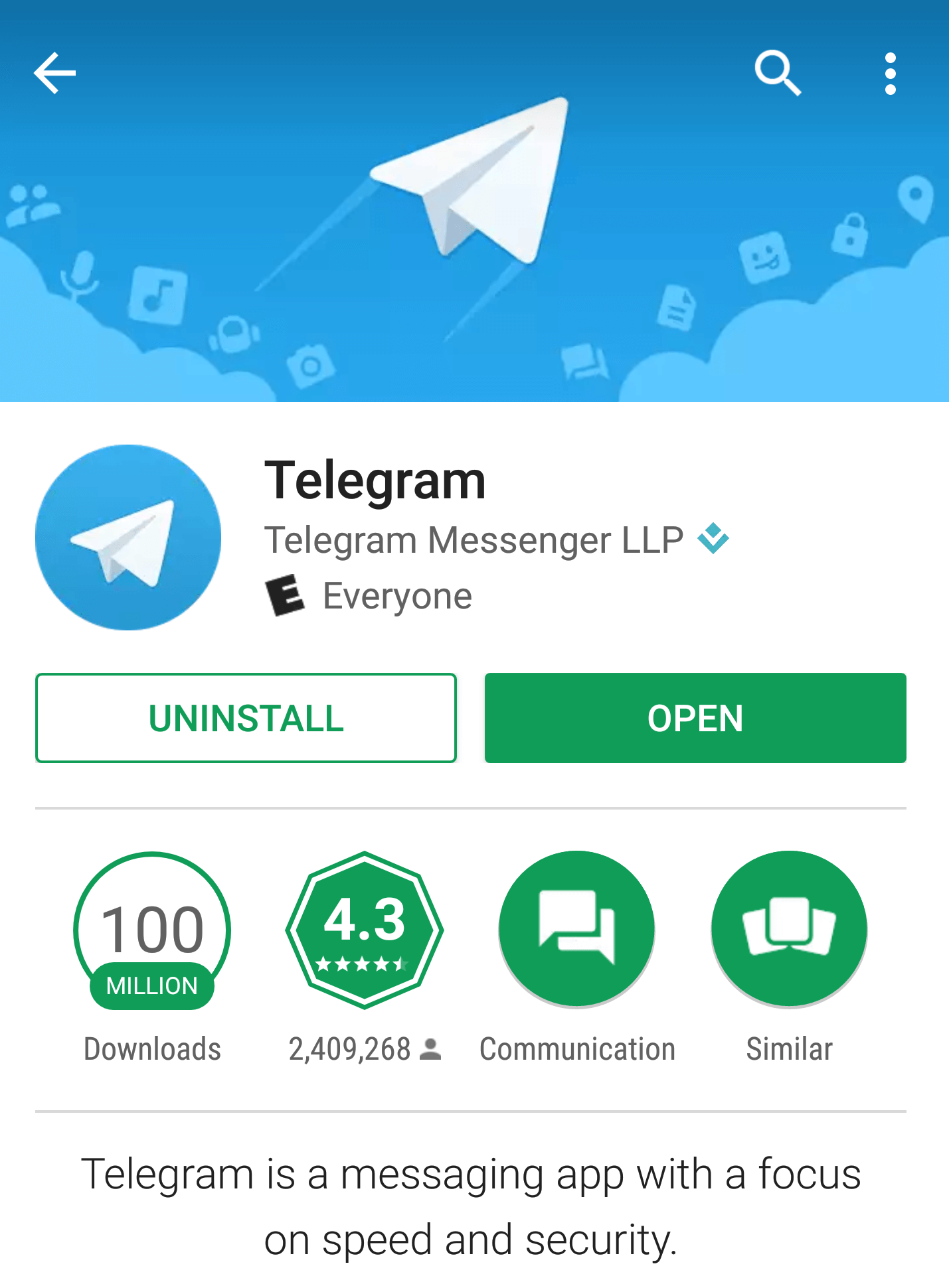 Telegram: The Mighty Application That ISIS Loves