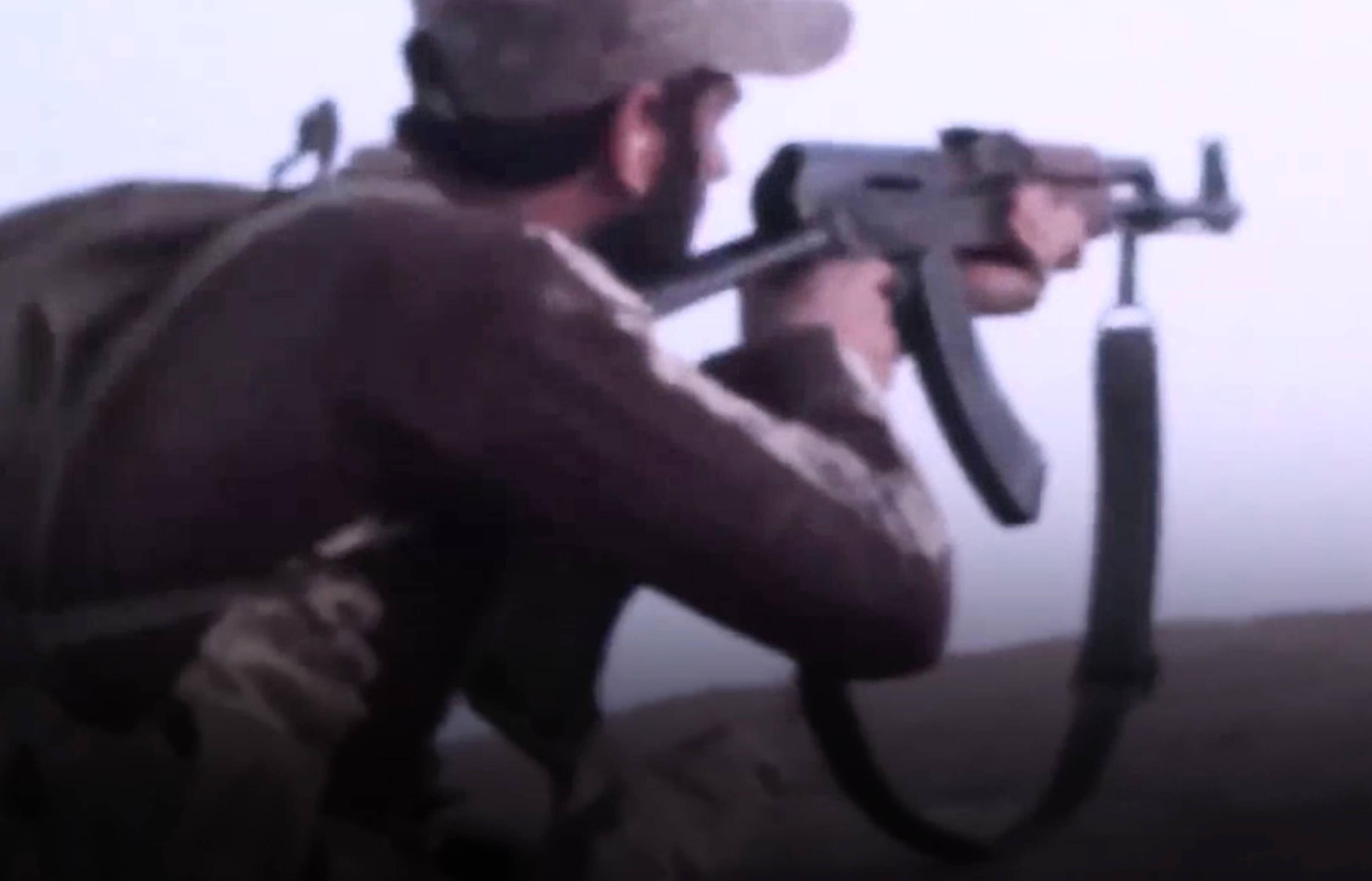 ISIS In Al-Shadadi