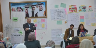 ICSVE Focus Group In Irbid Jordan