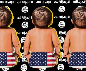 Who Will Rescue American Babies From ISIS?