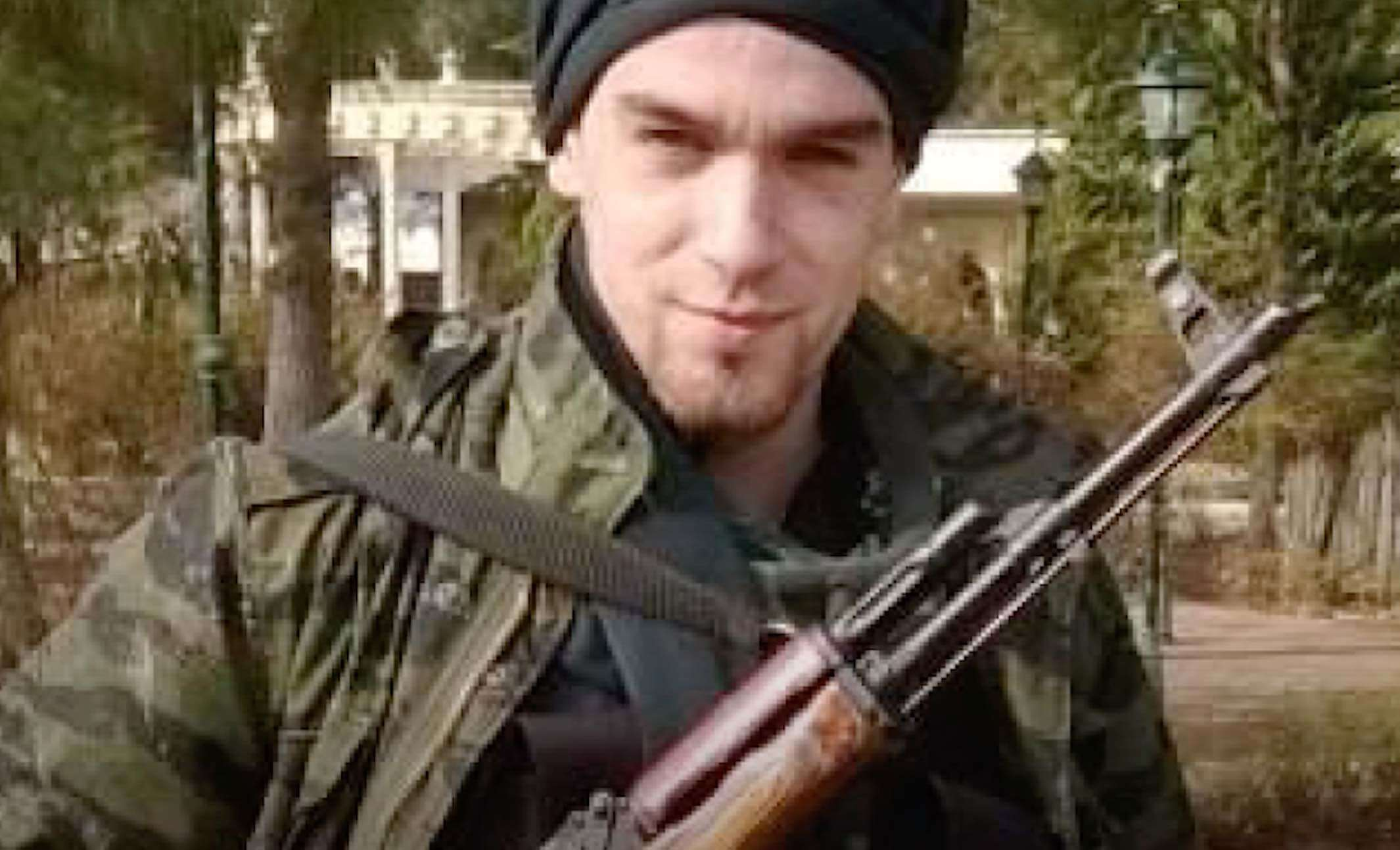 A Belgian Serving The Islamic State In Syria
