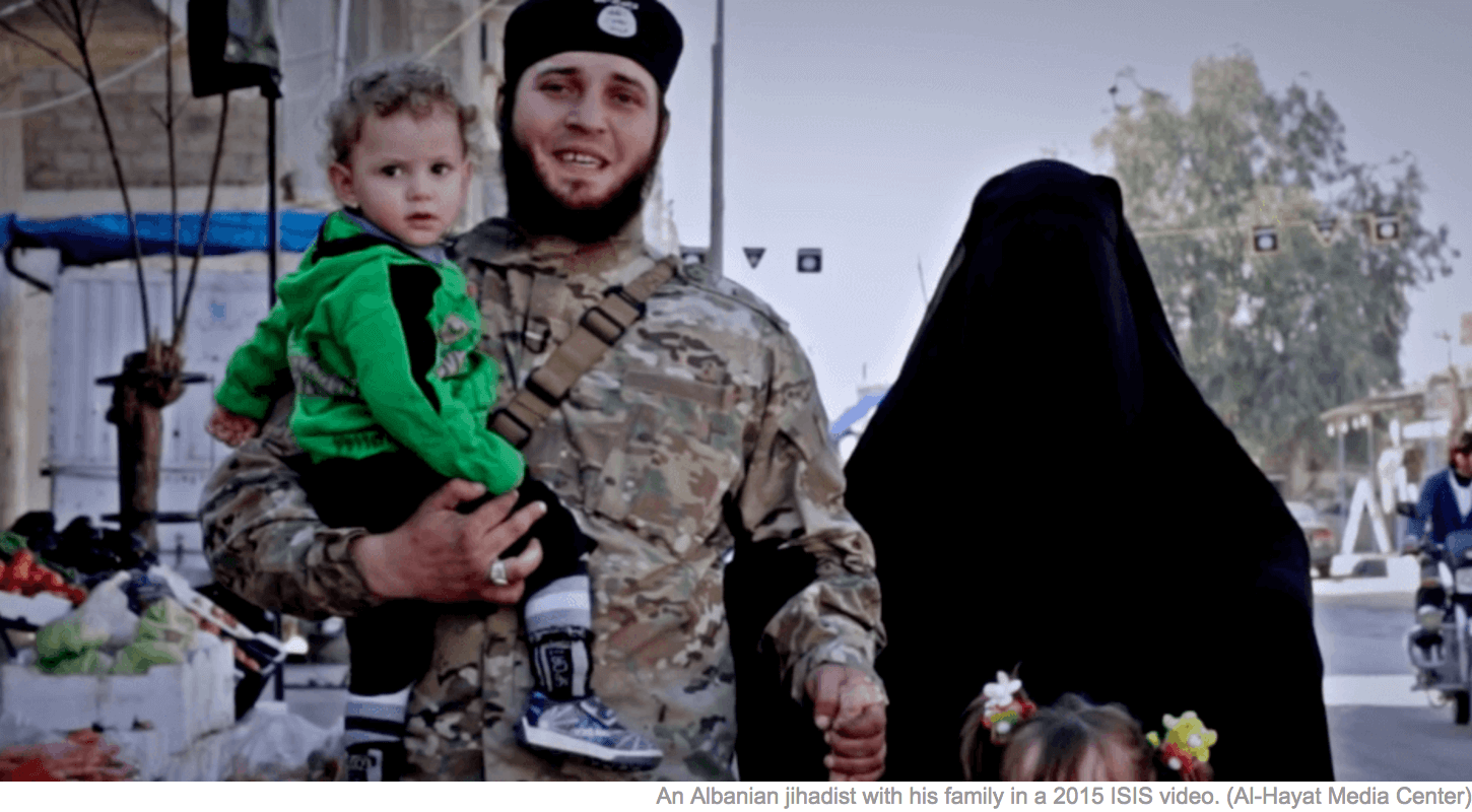 In Legal Wrangling Over ISIS Families, Should Anyone Be Allowed Home?