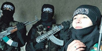 """PIC SHOWS: Sabina  Interpol Is Searching For Two Austrian Teenaged Girls Who They Believe Have Been Tricked Into Going To Syria To Fight On The Side Of Islamic Rebels.  The Teenagers Vanished Last Week. The First Their Parents Knew Was When They Started Getting Messages Posted On Social Media Networks Saying That They Had Gone To Fight The """"holy War.""""  But The Parents Say That They Don't Believe The Messages Are Being Written By The Girls.  Authorities Suspect They Have Been Tricked Into Leaving The Country.  Samra Kesinovic Is Just 16, And Her Friend Sabina Selimovic, 15. They Come From Bosnian Refugee Families Who Settled In Austria After The Ethnic Wars Of The 1990's And Were Born In The Country.  New Photos On Their Facebook Pages Show Them  Brandishing Kalashnikov Rifles – And In Some Cases Surrounded By Armed Men.  In The Latest Posting They Announced Plans To Marry So That They Could Become """"holy Warriors"""" And In The Messages - Which Their Familes Doubt Originated From Them - They Say: """"Death Is Our Goal"""". Austrian Officials Believe That The Pair Judging By The Scenes Around Them Are In A Training Camp And Are Not Only Already Married, But Also Already Living In The Homes Of Their New Husbands.  In Vienna The Family Admitted That The Two Had Recently Started Going To A Local Mosque Run By A Radical Imam.  The Two Girls Fathers Are Reportedly Already Abroad Looking For Their Daughters Who Have Not Contacted Their Parents, To Have Been Sending Messages To Their Friends Over The Internet Talking About Their New Lives And Adding: """"nobody Will Ever Find Us Here.""""  Austrian Media Said The Two Attractive Young Teenagers Had Become The Public Face For The Call To Jihad In Syria, And Alleged That They Had Been Tricked Into Going To The Country In Order To Publicise The Call To Arms.  (ends)  NB: CEN_XXXXXXXXX_01 Sent To Pic Desk. Also Available From Www.europics.at  Interpol Has Got Involved In The Search For Two Austrian-born Teenage Girls Who Police Believe May Have"""