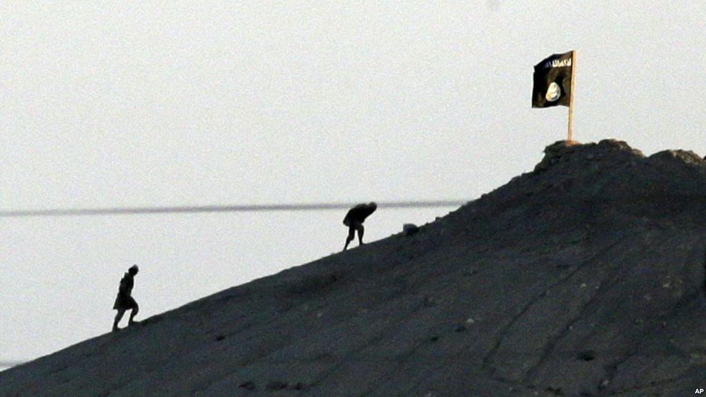 Islamic State Widow Shames IS Leaders