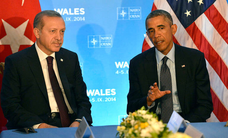 President Barack Obama Meeting With President Of Turkey Recep Tayyip Erdoğan 768×467