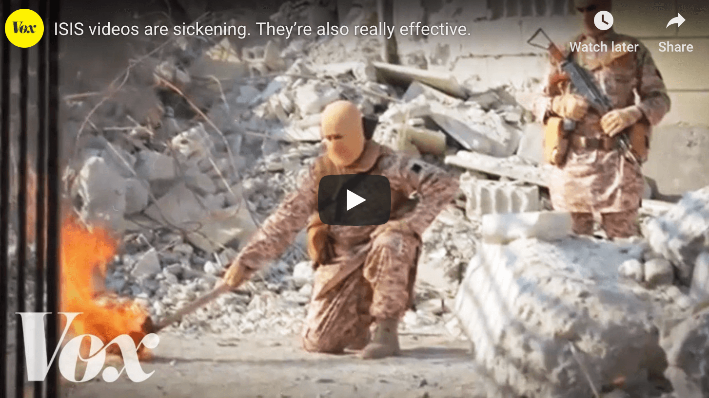"""""""If They Don't Like Someone, They Just Behead Him"""": Why ISIS Fighters Quit"""