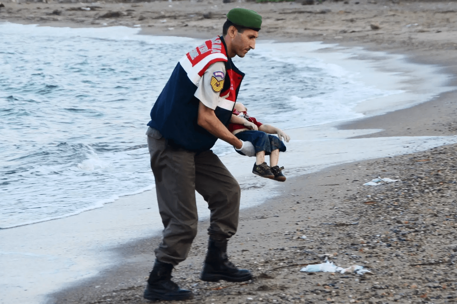 Taking In Refugees Is Not A Risk To National Security