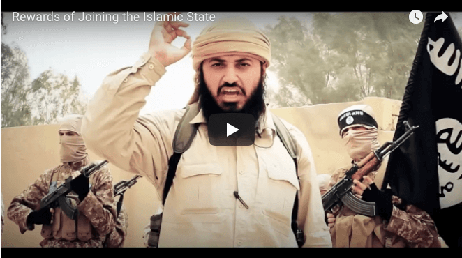 Rewards Of Joining The Islamic State – ICSVE's New Breaking The ISIS Brand Counter Narrative Video
