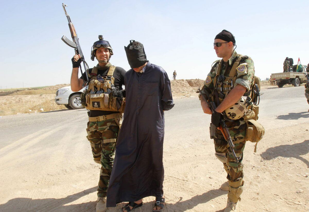 Confronting An ISIS Emir: ICSVE's Breaking The ISIS Brand Counter-Narrative Videos