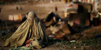 Woman Burka