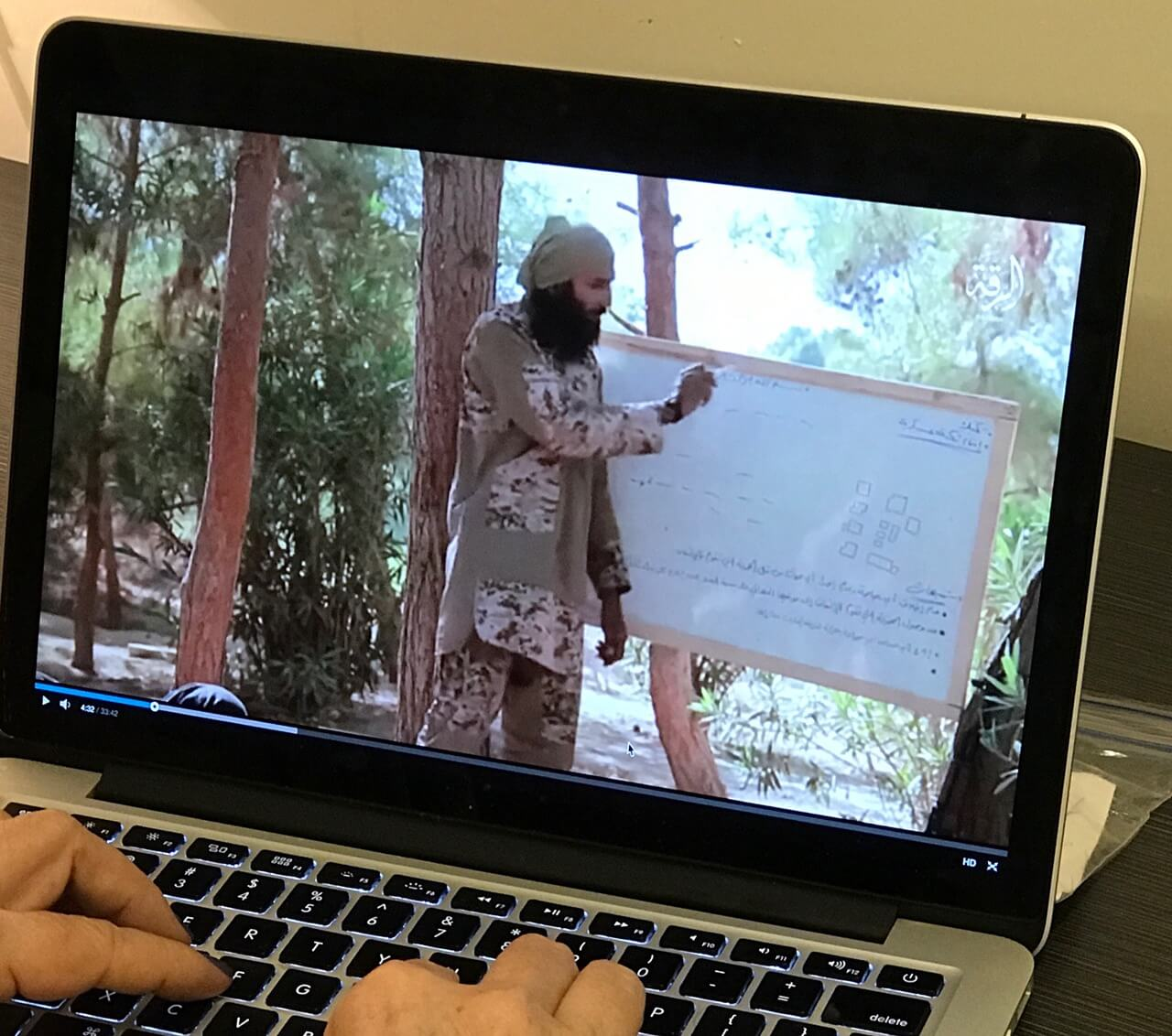 Beating ISIS In The Digital Space: Focus Testing ISIS Defector Counter-Narrative Videos With American College Students