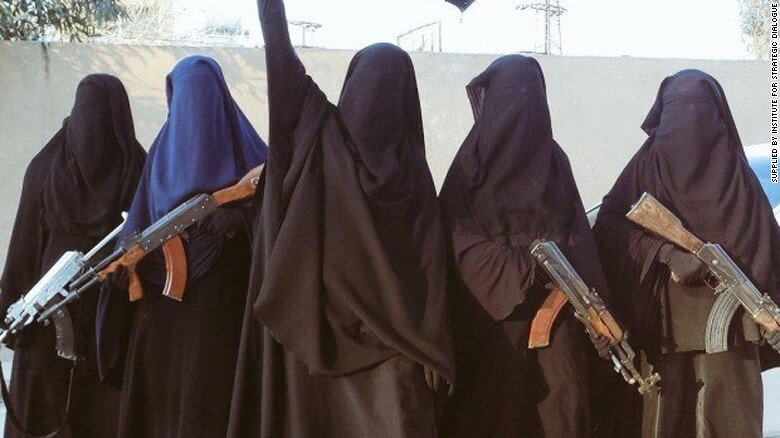 The Operational Ranks And Roles Of Female ISIS Operatives: From Assassins And Morality Police To Spies And Suicide Bombers