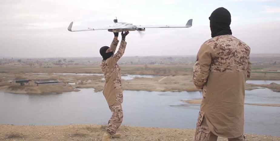 ISIS Drones: Evolution, Leadership, Bases, Operations And Logistics