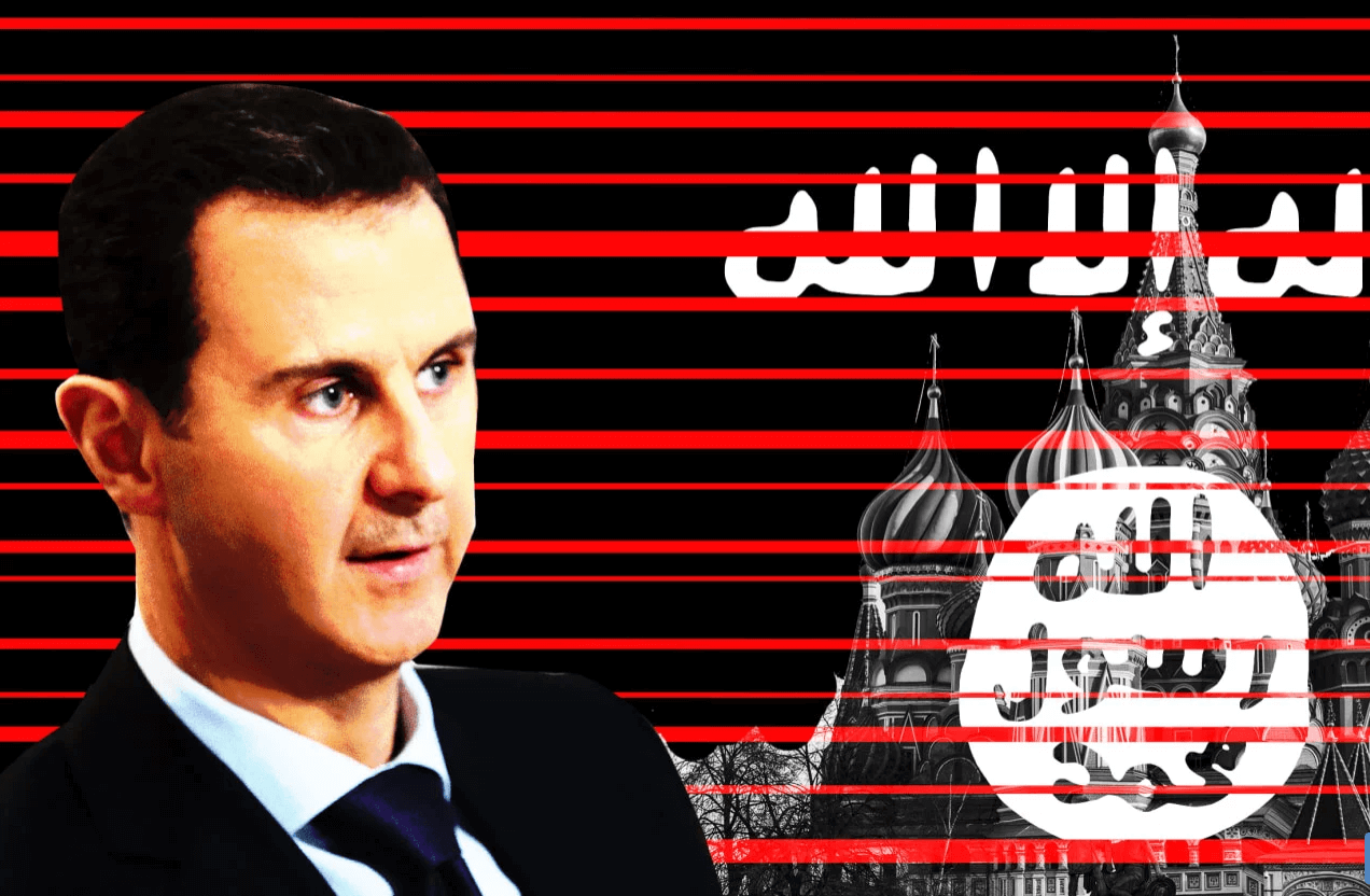 After A New Massacre, Charges That ISIS Is Operating With Assad And The Russians