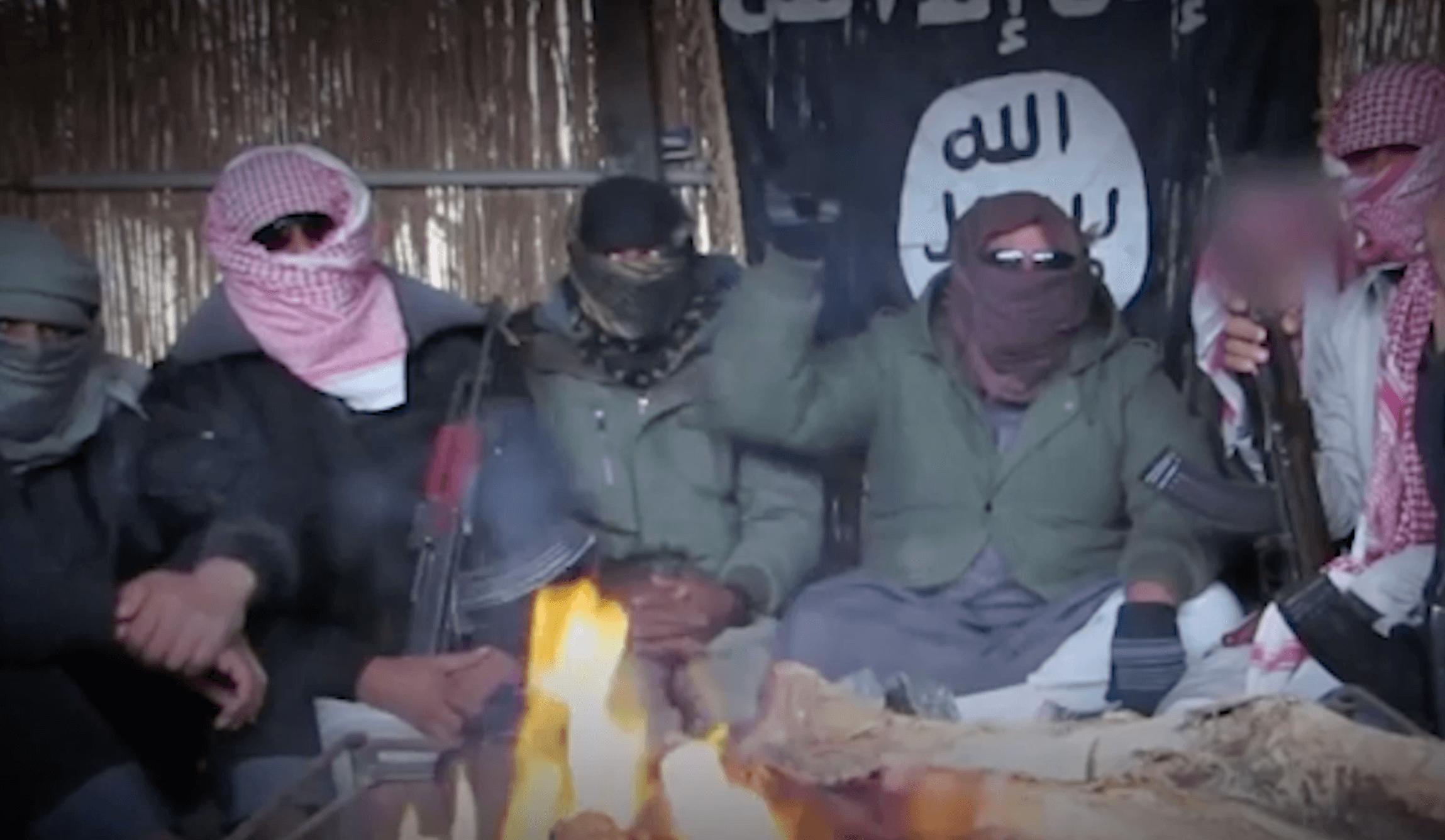 Georges The Belgian Jihadist