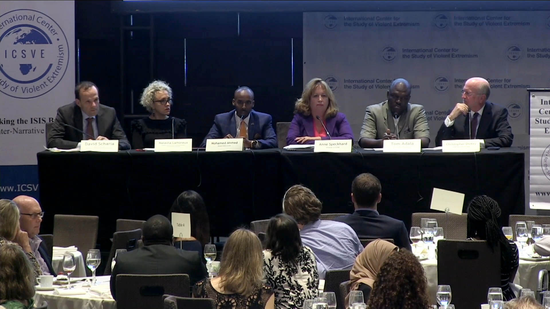 ICSVE's UNGA Side Event: Training Tools And The Use Of Counter Narratives In Preventing And Countering Violent Extremism