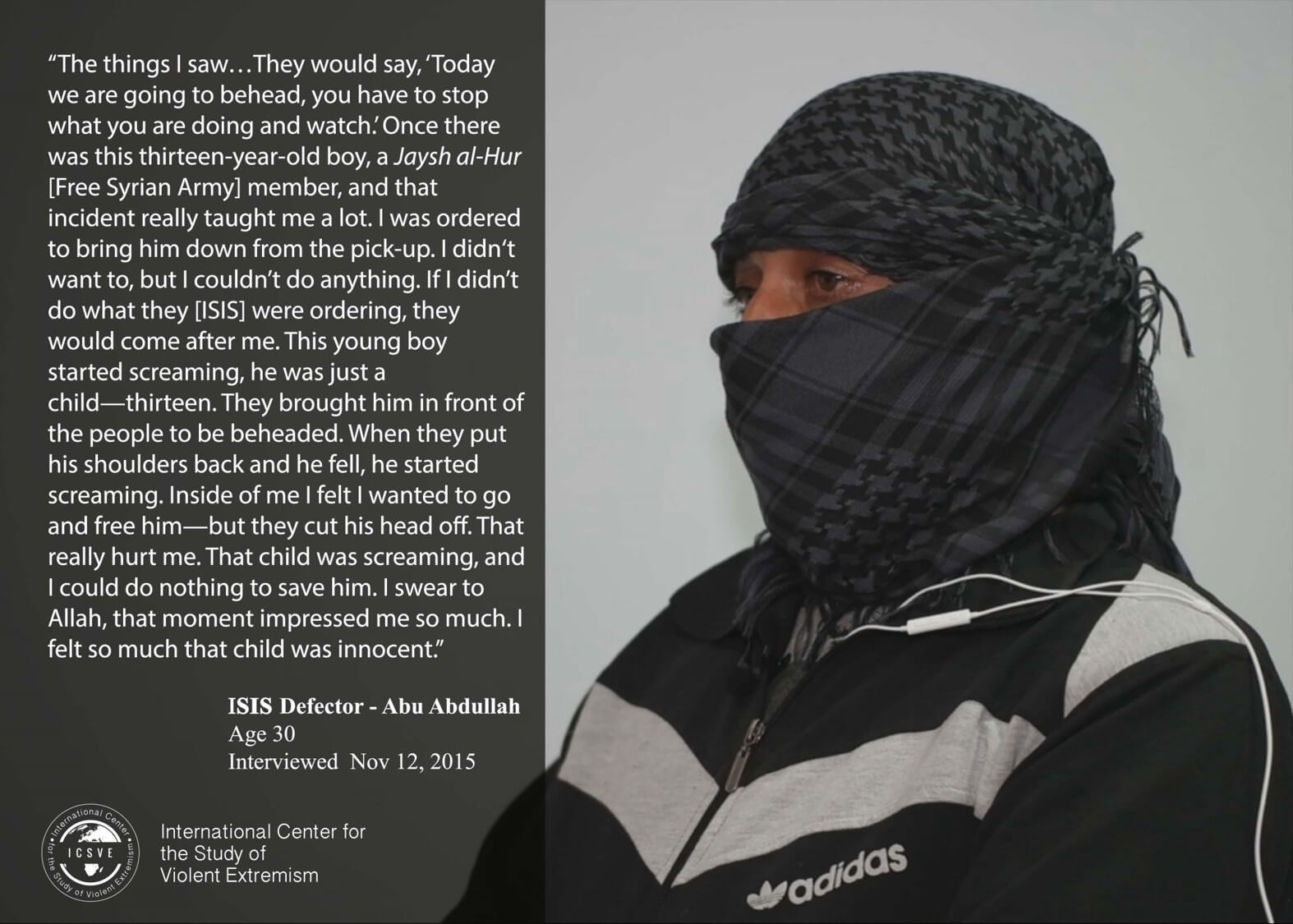 ISIS Defectors: Inside Stories Of The Terrorist Caliphate