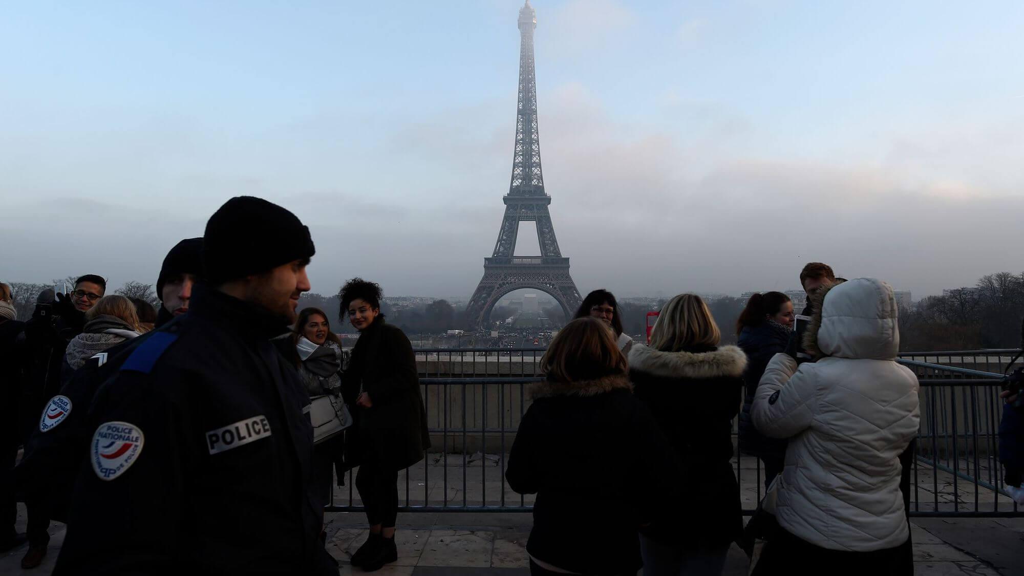 17 Policiers Radicalisés Recensés Entre 2012 Et 2015 à Paris