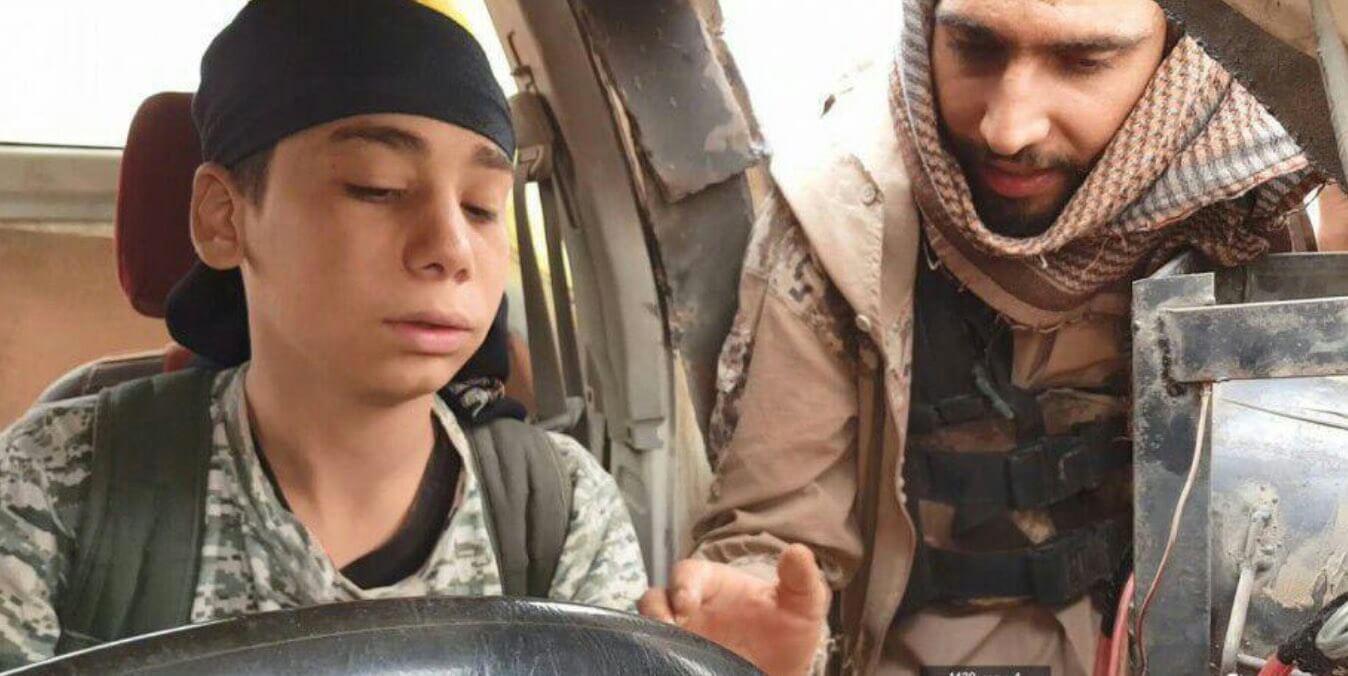 A Cub Of The Caliphate's Jihad