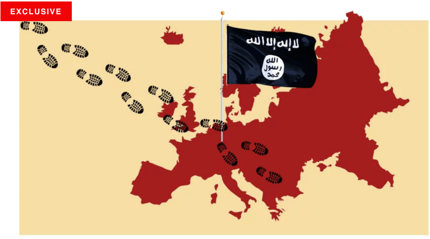 ISIS Smuggler: Sleeper Cells And 'Undead' Suicide Bombers Have Infiltrated Europe