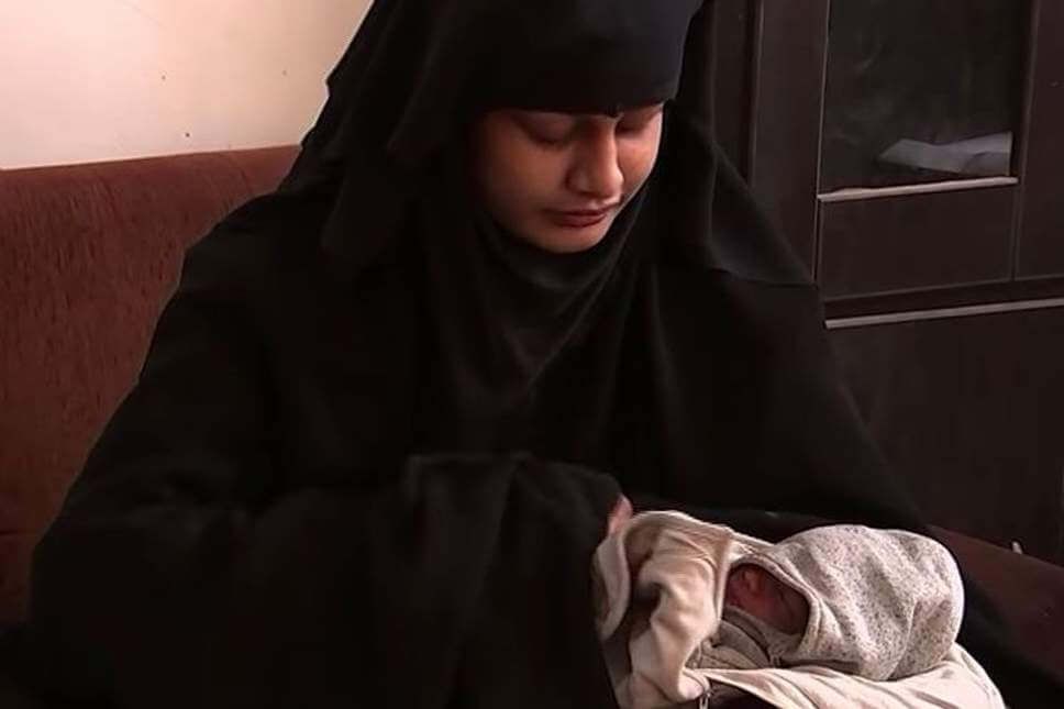 ICSVE Concerns For The Welfare Of A Newborn Child Of A Detained Former ISIS Member